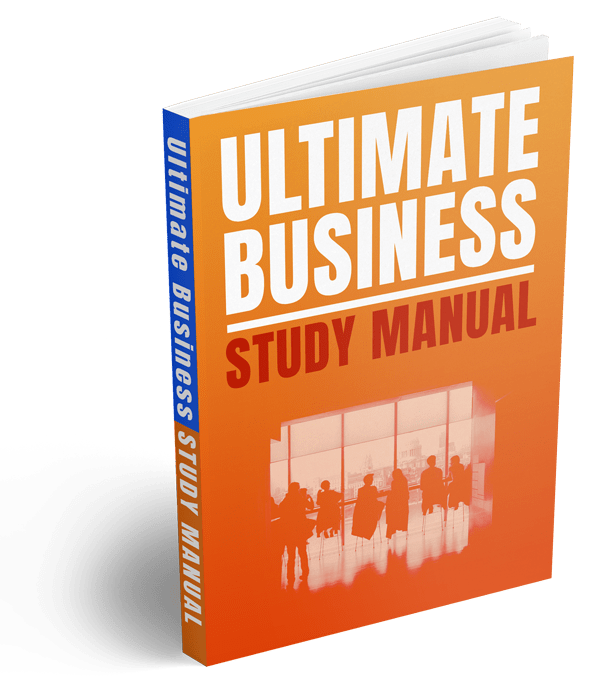 UltimateBusinessStudyManual